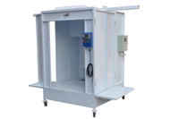 Double-purpose Spray Booth COLO-S-2152