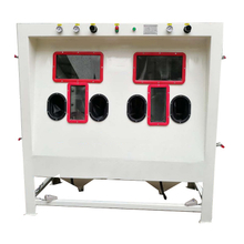 Tombstone Blasting Machine for Carving, Tombstone Blasting Cabinet Supplier