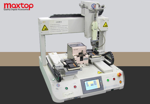Fully automatic electric screw machine
