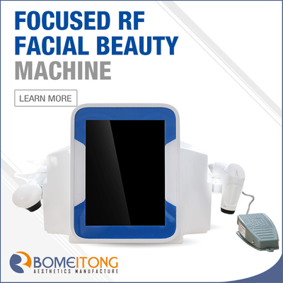 Thermal Rf Radio Frequency Skin Tightening Machine