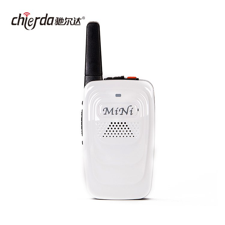 CD-M1 Mini Kids Walkie Talkie Two Way Radio USB Charger directly