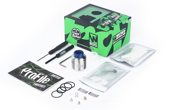 Wotofo Profile RDA Packaging