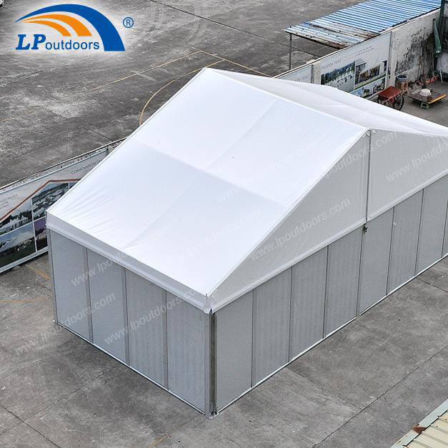 outdoor temporary storage tents