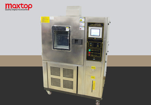 Programmable constant temperature and constant leak testing machine