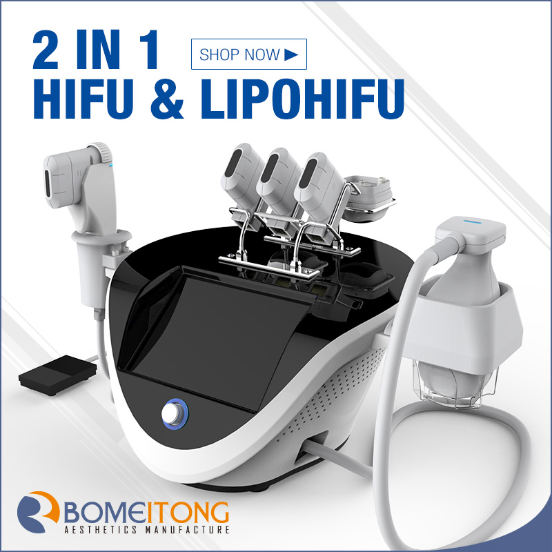 2 in 1 Hifu Machine for Face And Body