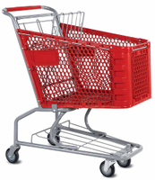 Plastic Shopping Cart (YRD-S120)