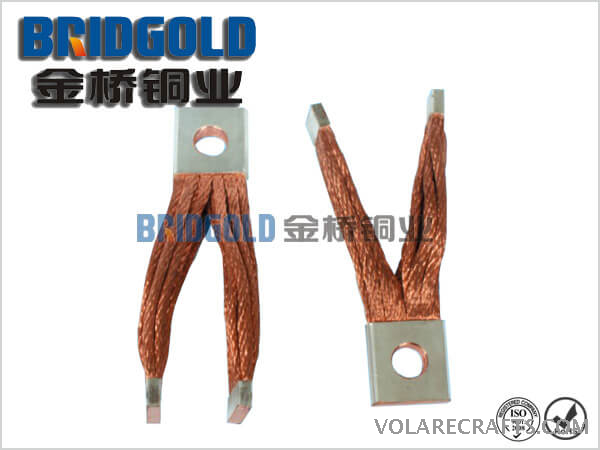 Customized Product Show (Stranded Copper Connectors)