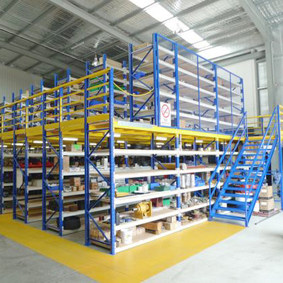Warehouse Mezzanine Racking System