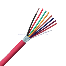 18AWG 8/C SOL Shielded FPL-CL2 Fire Alarm Cables