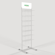 Gridwall Display Stand