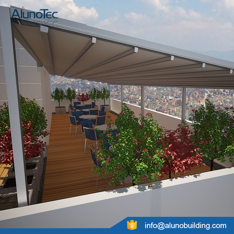 Retractable Canopy Awning Patio Roof - Buy canopy awning ...