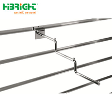 3 Step Slat Wall Clothes Hanger