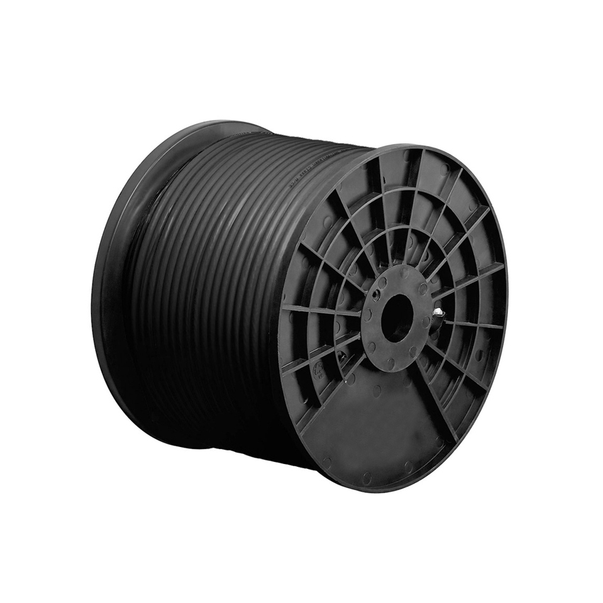 КВК-П-1,5+2х0.50,Figure 8 75 Ohm CCTV coaxial Cable