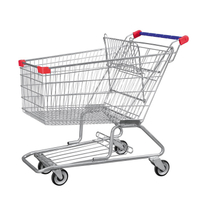 American Series Shopping Cart