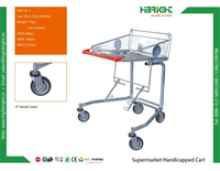 Supermarket Handicappde Cart