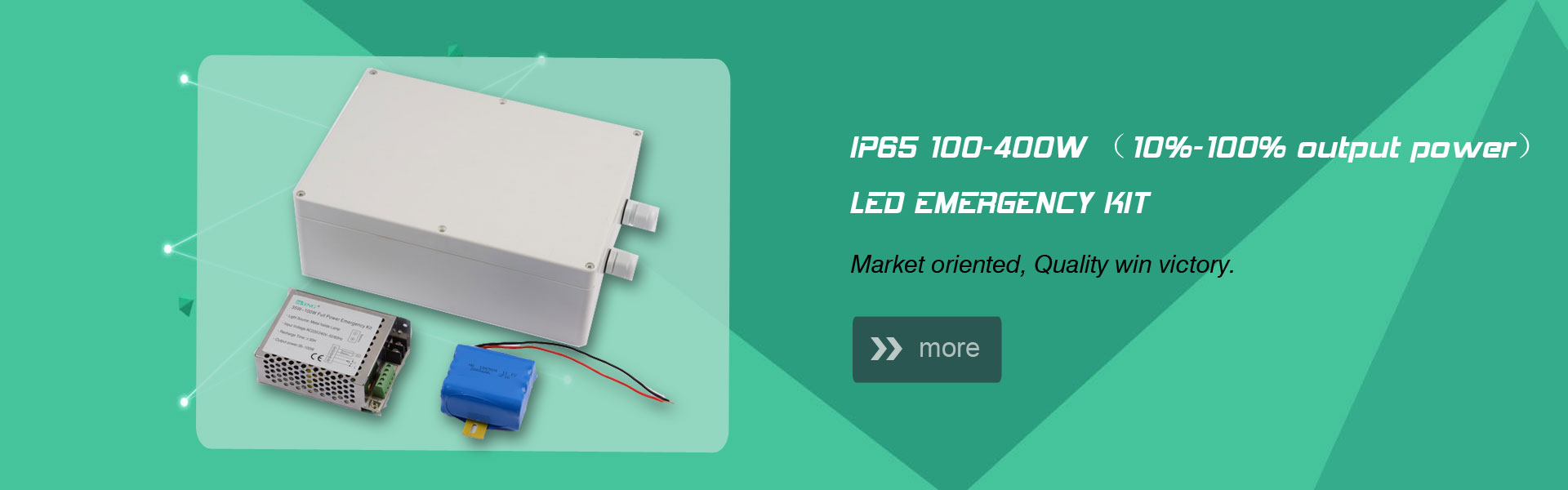 led emergency kit