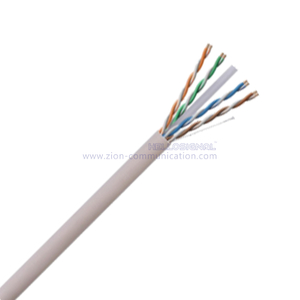 UUTP CAT6 Twisted Pair Installation Cable