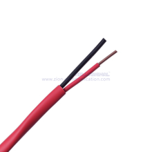 14AWG 2C STR Unshielded FPLR-CL2R Fire Alarm Cables