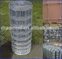 Agricultural Fencing of high tension galvanized steel wire