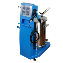 Manual Electrostatic Powder Coating Spray Equipment Hopper Unit