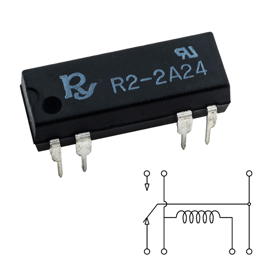 R2r3 Series Buy 12v Reed Relay Switch Dip Transistor