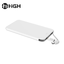 Credit Card Rohs Mini Mobile Power Bank
