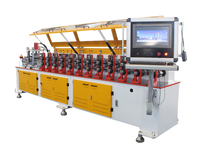 NEW ROLL FORMING MACHINE FOR ROLLER SHUTTER DOOR