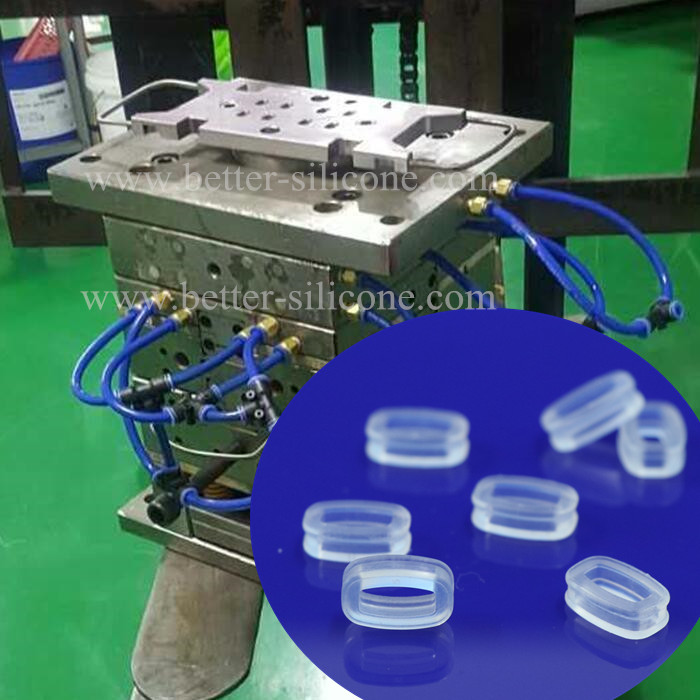liquid silicone rubber moulding