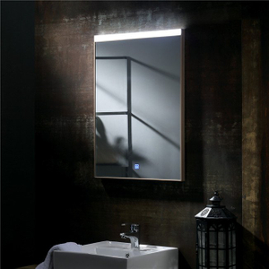 Bathroom mirror with light SM006